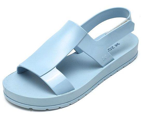 Zaxy Sandália Ever Azul