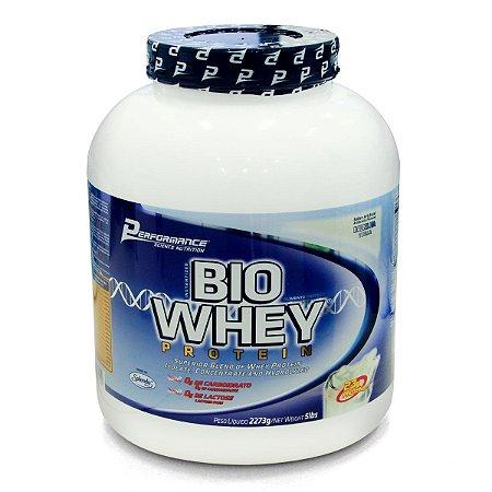 Bio Whey - Performance (909g / 2,273kg)
