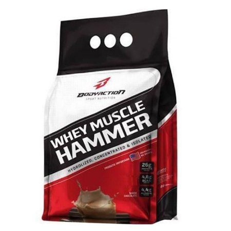 Whey Hammer (1,8kg) - Body Action