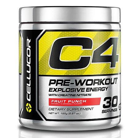 C4 Pré Workout - Cellucor (30 doses / 60 doses)
