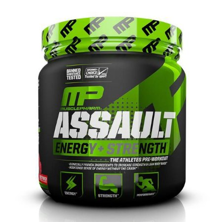 Assault (30 doses) - MusclePharm