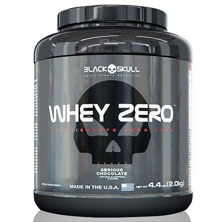 Whey Zero - Black Skull (907g / 2kg)