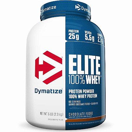 Elite Whey - Dymatize (907g / 2,3Kg)