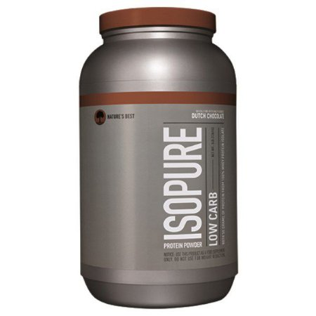 Isopure Zero Carb - Nature's Best (900g)