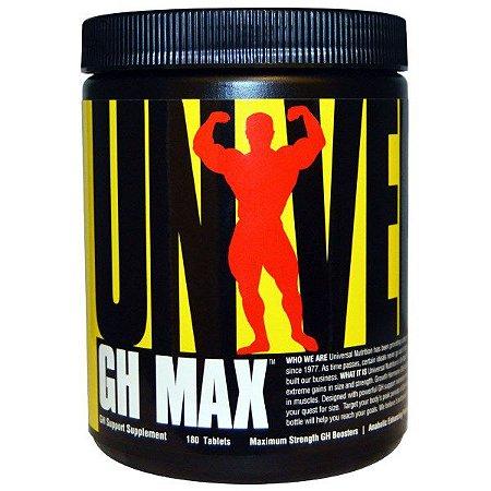 GH Max (180 cápsulas) - Universal