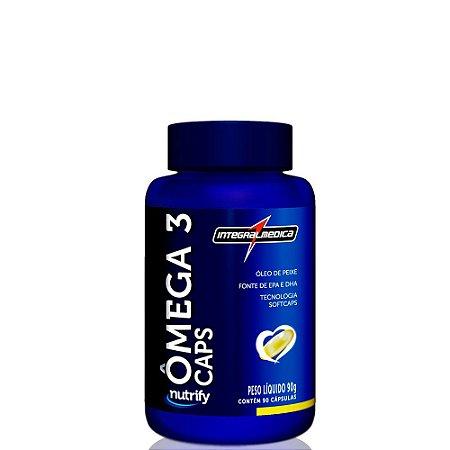 Omega 3 1000mg (90 caps) - Integralmédica