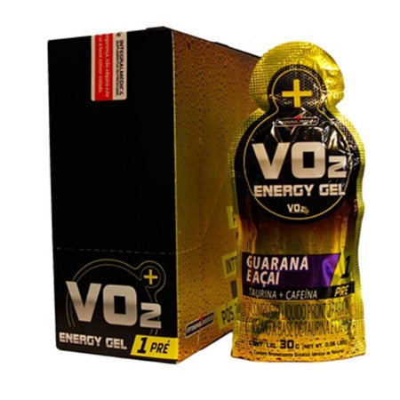 VO2 Energy Gel (1 un) - Integralmédica