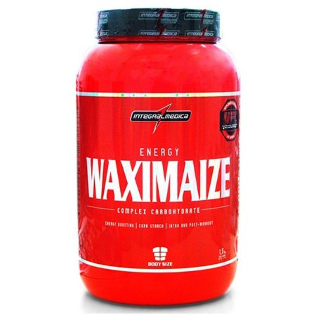 Waxy Maize (1,5kg) - Integralmédica