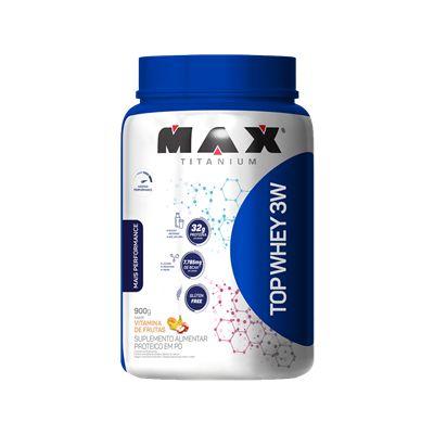 Top Whey 3W - Max Titanium (900g / 1,8kg)