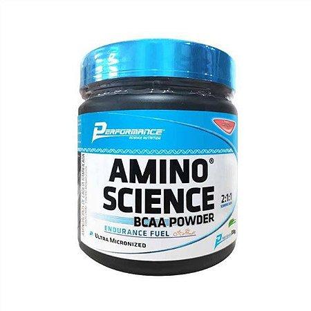 Amino Science BCAA Powder (300g) - Performance