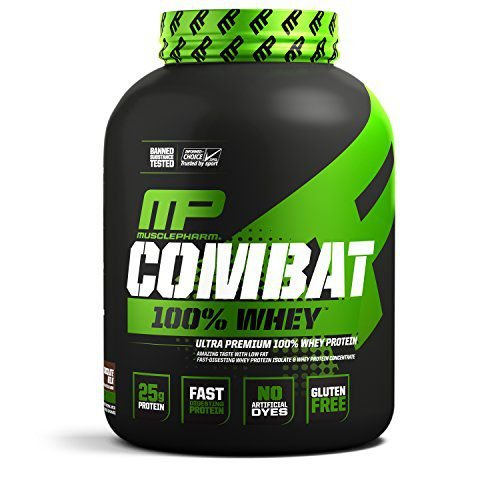 Combat 100% Whey - MusclePharm (907g / 1,8kg / 2,7kg)