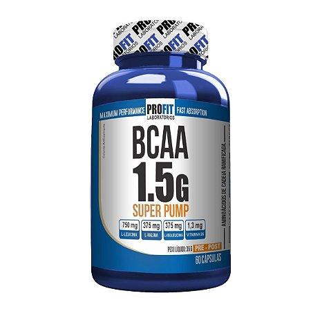 BCAA 1,5g Super Pump - ProFit (60 caps / 120 caps)