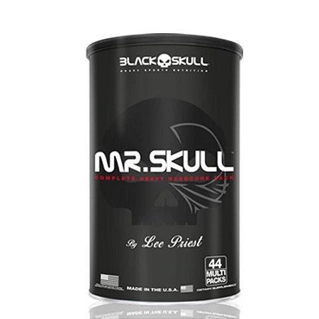 Mr. Skull - Black Skull (22 packs / 44 packs)