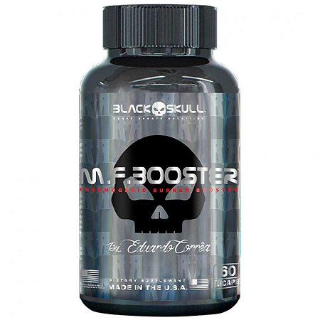 M. F. Booster (60 caps) - Black Skull