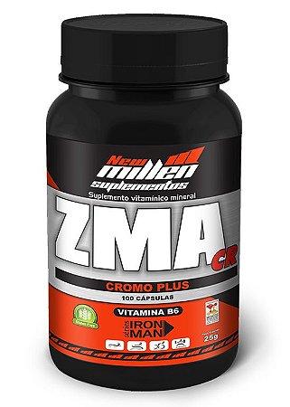 ZMA CR Cromo Plus - Iron Man Series (100 caps) - New Millen