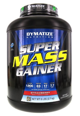 Super Mass Gainer (2,7kg) - Dymatize
