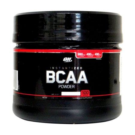 BCAA Powder Black Line (100 doses) - Optimum