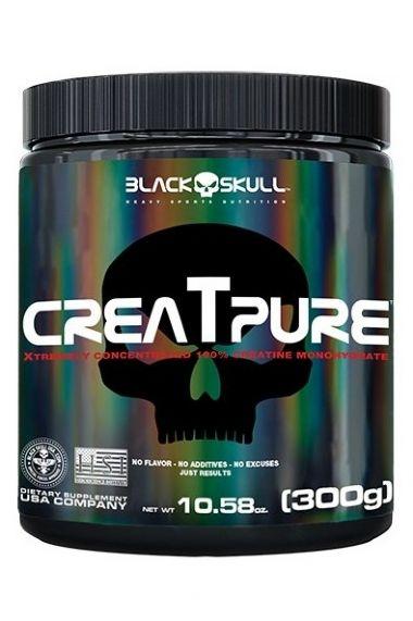 Creatina Creatpure - Black Skull (150g / 300g)