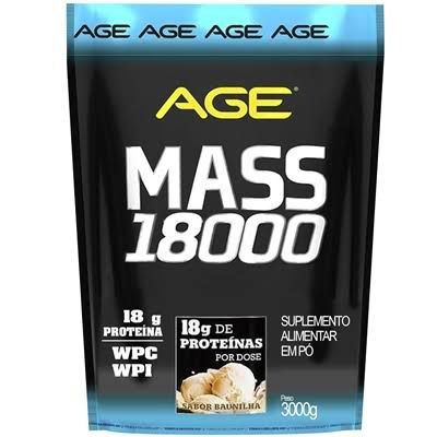Mass 18000 - Nutrilatina AGE (3kg)