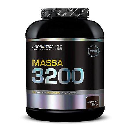 MASSA 3200 - Probiotica (3kg) Morango