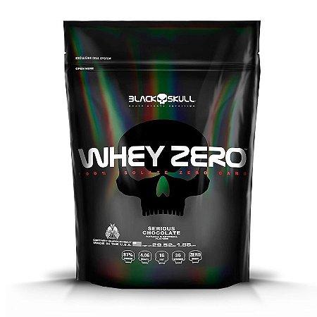 Whey Zero REFIL - Black Skull (2kg)
