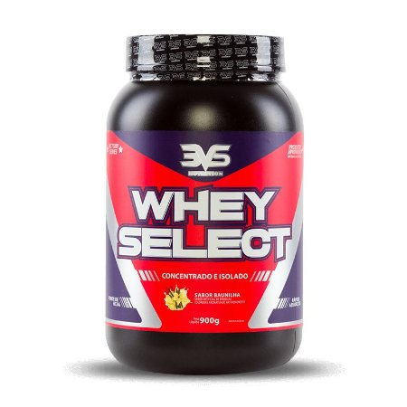 Whey Select - 3vs (900g)