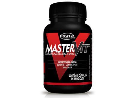 MasterVit - Power Supplements (90 caps)