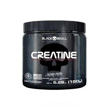 Creatina - Black Skull (150g / 300g / 600g)