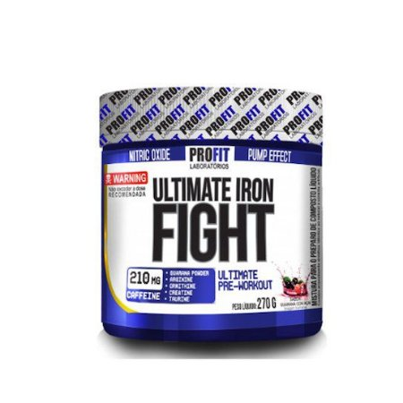 Ultimate Iron Fight - Profit (45 doses)