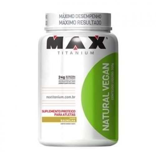 Natural Vegan - Max Titanium (500g)