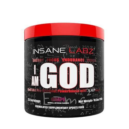 I Am GOD - Insane Labz (25 doses)