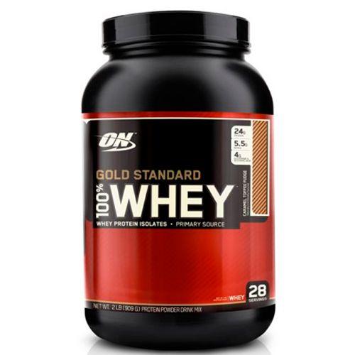 Gold Standard 100% Whey - Optimum (907g)