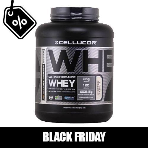 BLACK FRIDAY - Whey Cor Performance - Cellucor (1,8kg)