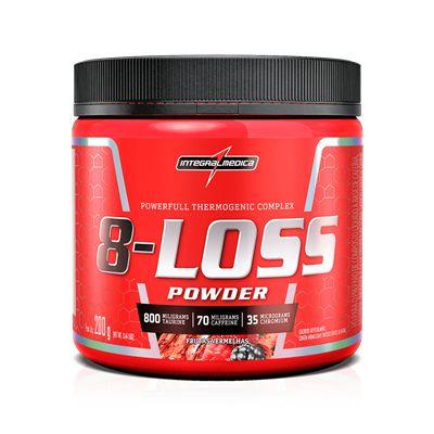 8-Loss Powder - Integralmedica (200g)