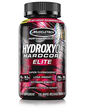 Hydroxycut Hardcore - Muscletech (100 caps)