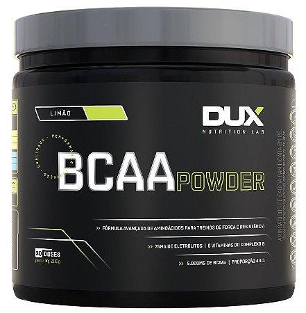 Bcaa Powder - Dux Nutrition Lab (200g)