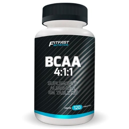 Bcaa 4:1:1 - Fit Fast Nutrition (120 tabs)