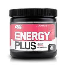 Energy Plus - Optimum Nutrition (30 doses)