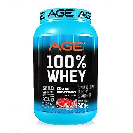 100% Whey - Nutrilatina AGE (900g)