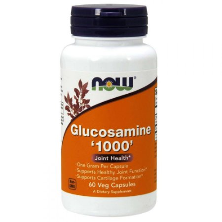 Glucosamina - Now Foods (60caps)