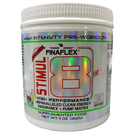 Stimul 8 High Performance - Finaflex (30 doses)