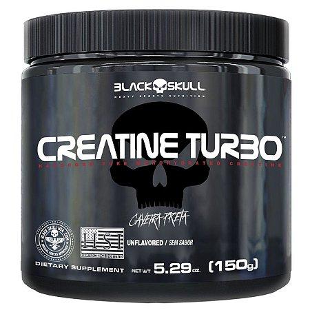 Creatina Turbo - Black Skull (150g)
