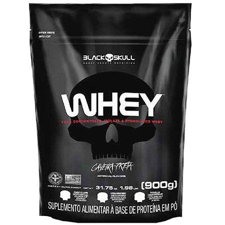 Whey Refil - Black Skull (900g)