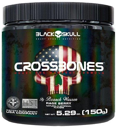 Crossbones - Black Skull (150g / 300g)