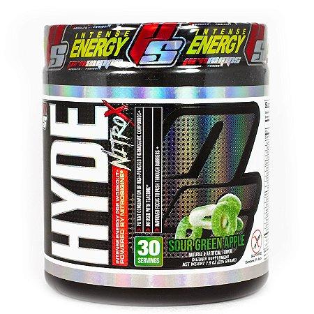 Hyde Nitro X - Pro Supps (30 doses)