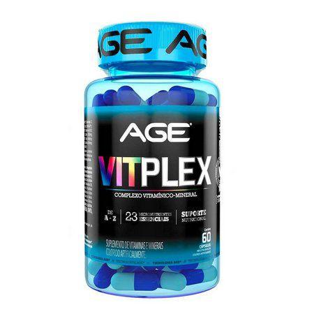 Vitplex - Nutrilatina AGE (60 caps)