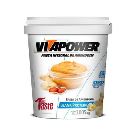 Pasta de Amendoim - Vitapower (1kg)
