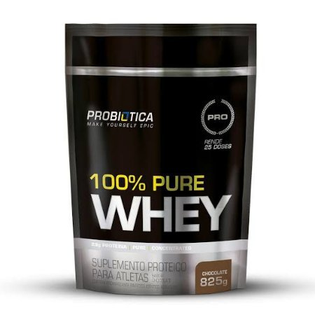 REFIL 100% Pure Whey - Probiótica (825g)