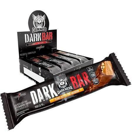 Barra de Proteina Dark Bar - Integralmedica (1 un)