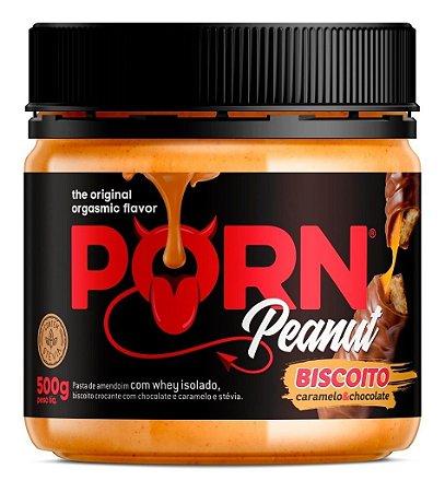 Pasta de Amendoim - Porn Peanut (500g)
